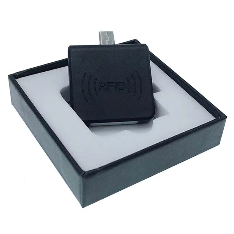 Mobile phone OTG RFID Reader 125kHz | 00058-00-00