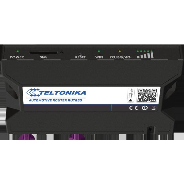 Teltonika RUT850 4G LTE Wifi ruuter | 00020-00-00