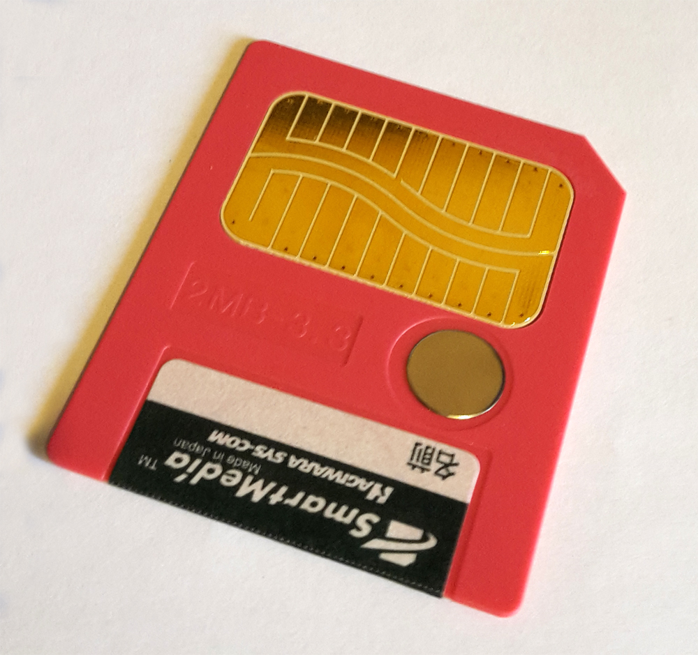 Smart Media Card for Mobitec ICU 400 SMC controller | 00037-00-00