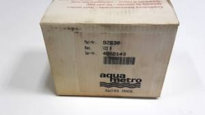 AquaMetro VZO-8 impulse flowmeter (used) | 00008-00-01